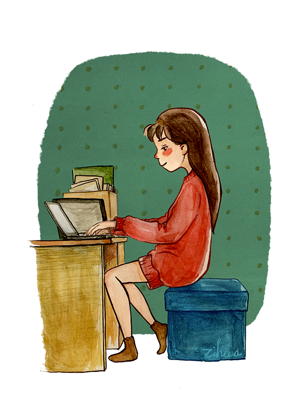 ZihuaYang – Illustration